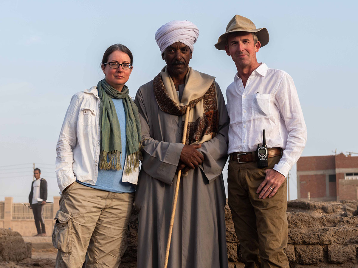 Uncovering the lives of ancient Egyptians
