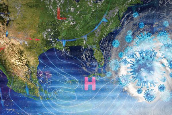 Forecasting the next COVID-19